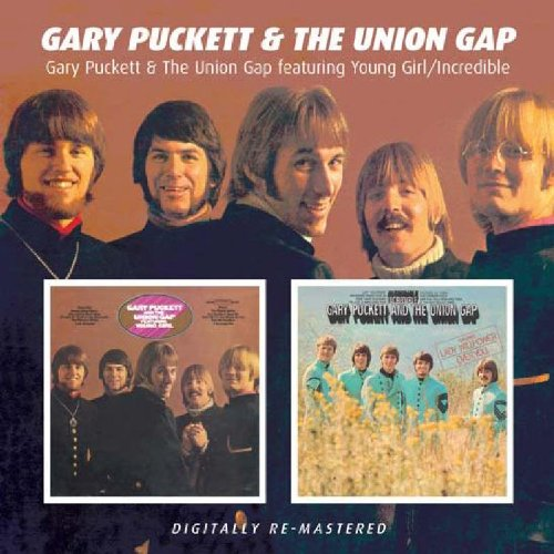 Gary Puckett & The Union Gap Young Girl cover art