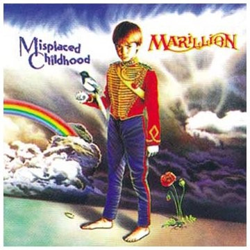 Marillion Lavender cover art