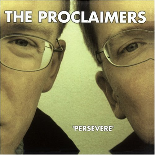 The Proclaimers There's A Touch cover art