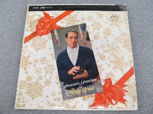 Perry Como Winter Wonderland cover art