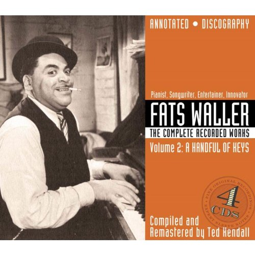 Fats Waller A Little Bit Independent cover art