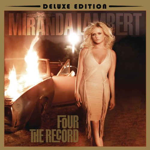 Miranda Lambert Over You cover art