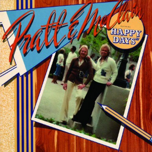 Pratt & McClain Happy Days cover art