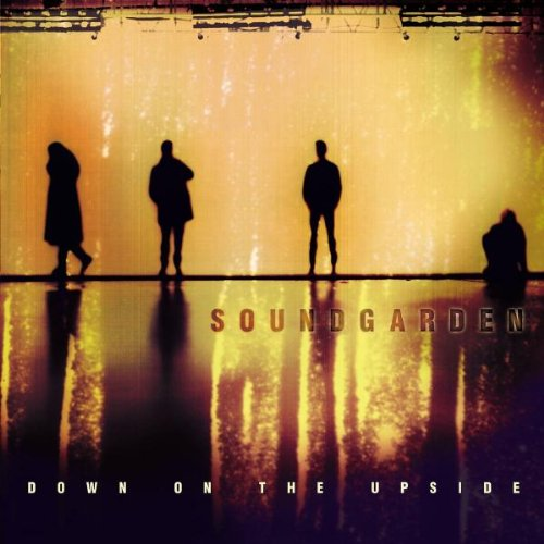Soundgarden Burden In My Hand cover art