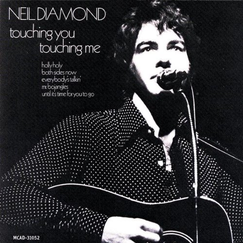 Neil Diamond Holly Holy cover art