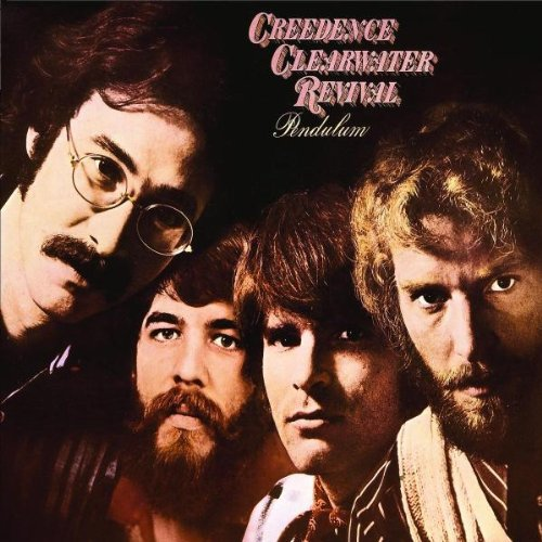 Creedence Clearwater Revival Pagan Baby cover art