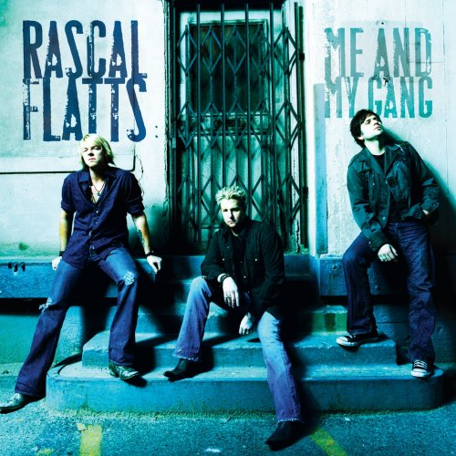 Rascal Flatts Backwards cover art