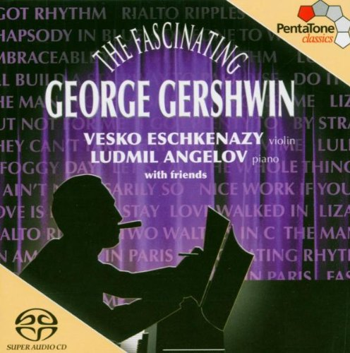 George Gershwin The Babbitt And The Bromide cover art
