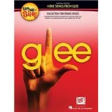 Sing sheet music by Glee Cast