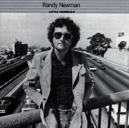 Randy Newman Little Criminals cover art