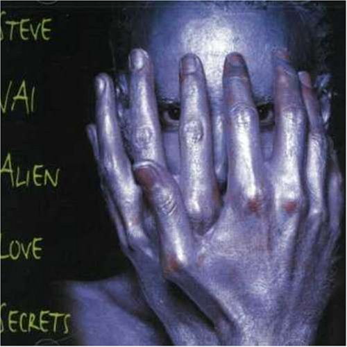 Steve Vai Die To Live cover art