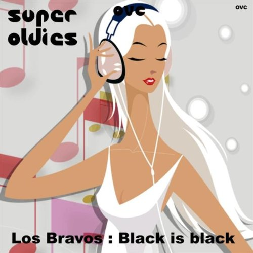 Los Bravos Black Is Black cover art