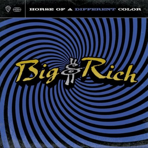 Big & Rich Big Time cover art