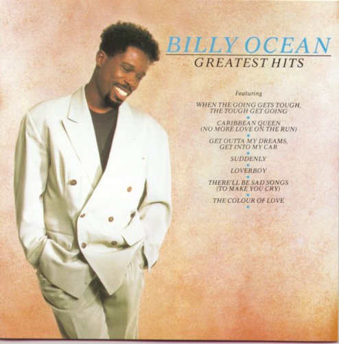 Billy Ocean Love Really Hurts Without You cover art