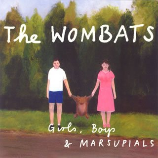 The Wombats Moving To New York cover art