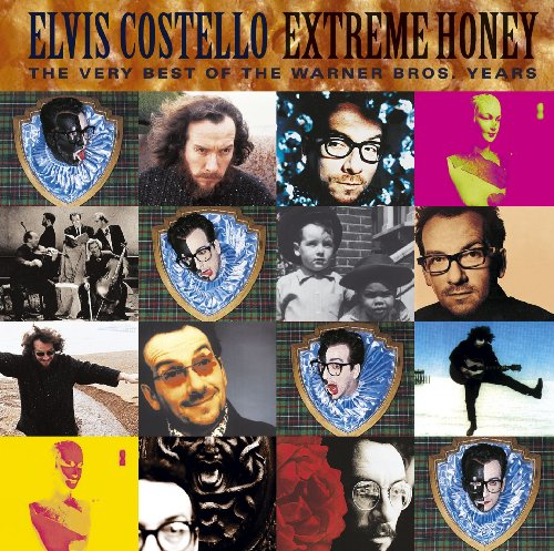 Elvis Costello I Want To Vanish cover art