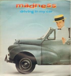 Madness Driving In My Car cover art