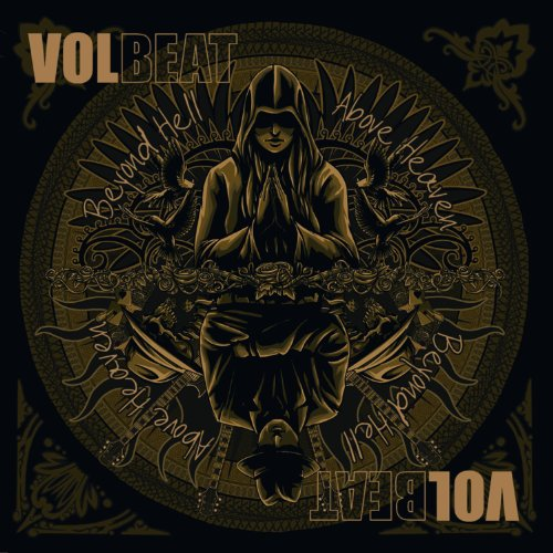 Volbeat Heaven Nor Hell cover art