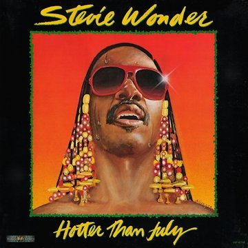 Stevie Wonder I Ain't Gonna Stand For It cover art