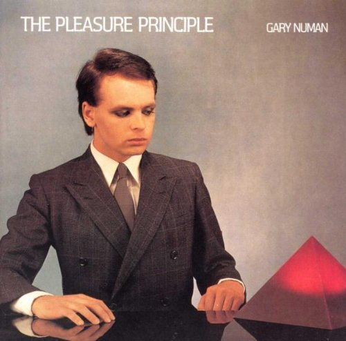 Gary Numan Cars cover art