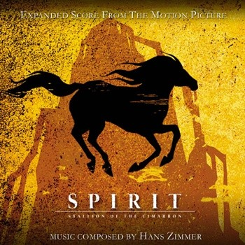 Run Free (from Spirit: Stallion Of The Cimarron) sheet music by Hans Zimmer
