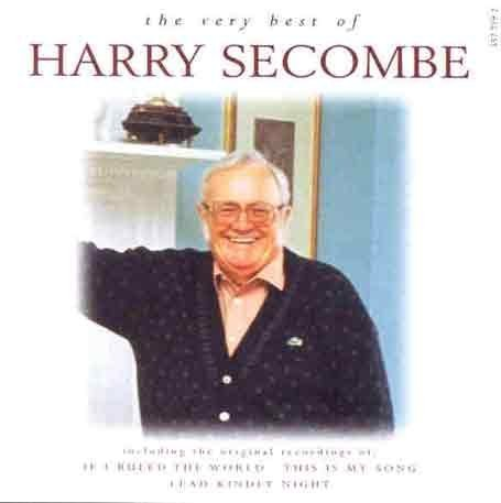 Harry Secombe If I Ruled The World cover art
