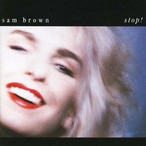 Sam Brown Stop! cover art