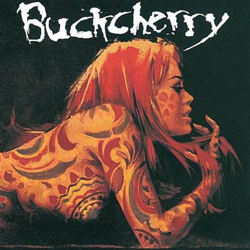 Buckcherry Get Back cover art