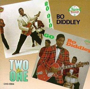 Bo Diddley Say Man cover art