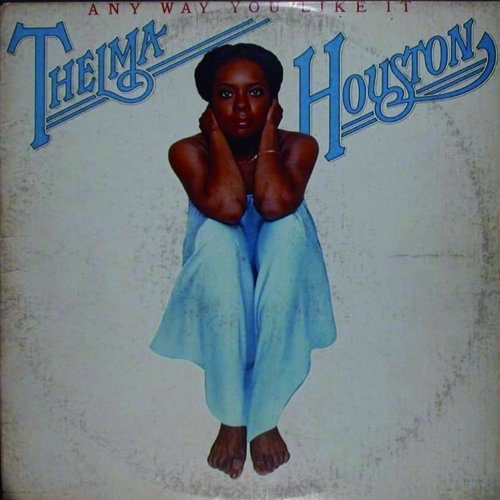 Thelma Houston Don't Leave Me This Way cover art