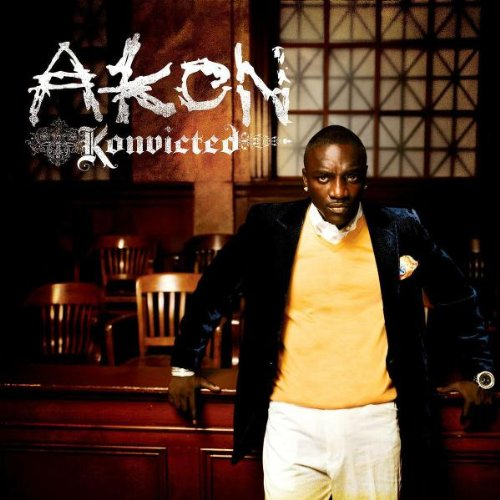 Akon Don't Matter cover art