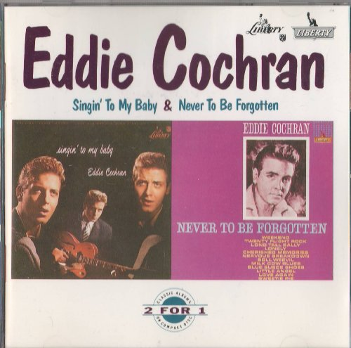 Eddie Cochran Milk Cow Blues cover art