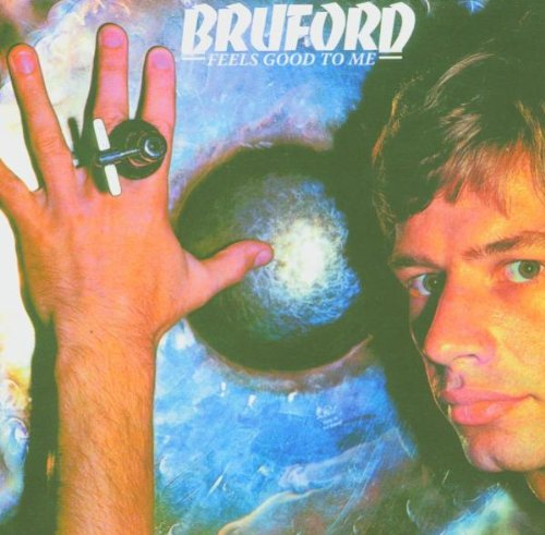 Bill Bruford Beelzebub cover art