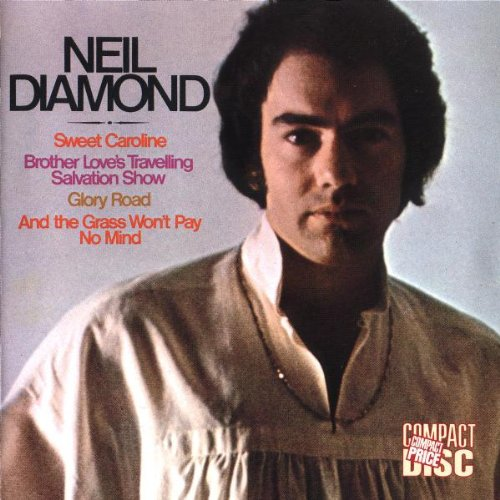 Neil Diamond Brother Love's Traveling Salvation Show cover art