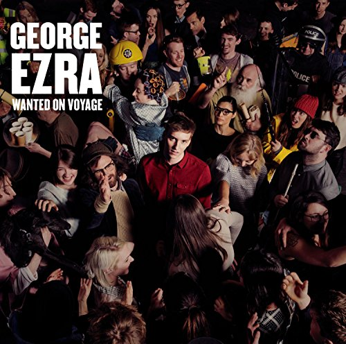 George Ezra It's Just My Skin cover art