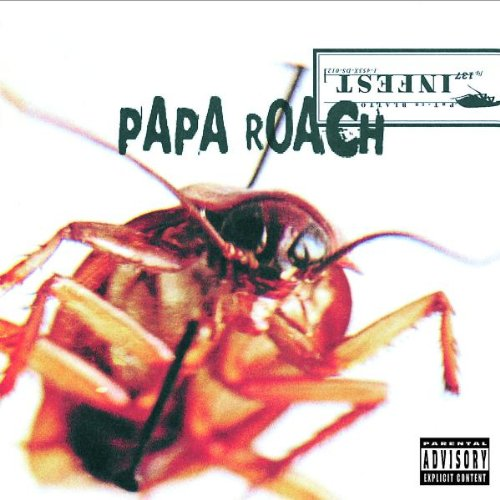 Papa Roach Last Resort cover art