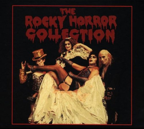 Richard O'Brien I'm Going Home (from The Rocky Horror Picture Show) cover art