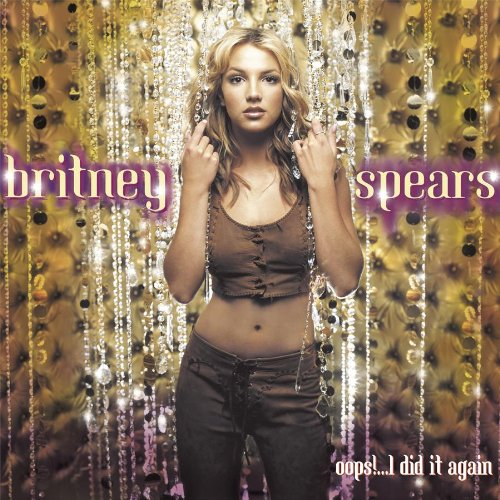 Britney Spears Don't Go Knockin' On My Door cover art