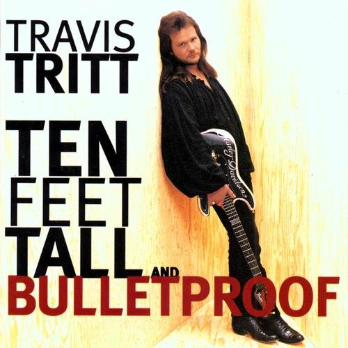 Travis Tritt Foolish Pride cover art