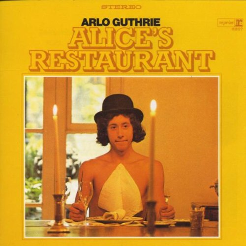 Arlo Guthrie Highway In The Wind cover art