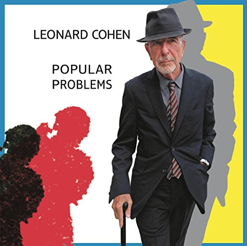 Leonard Cohen Born In Chains cover art