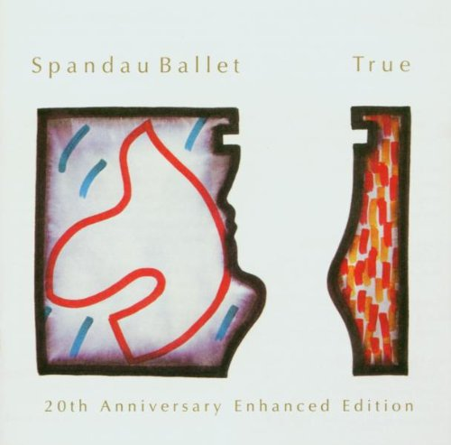 Spandau Ballet True cover art