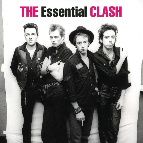 The Clash Clash City Rockers cover art