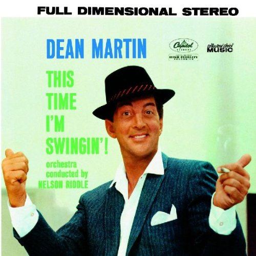 Dean Martin You're Nobody 'Til Somebody Loves You cover art