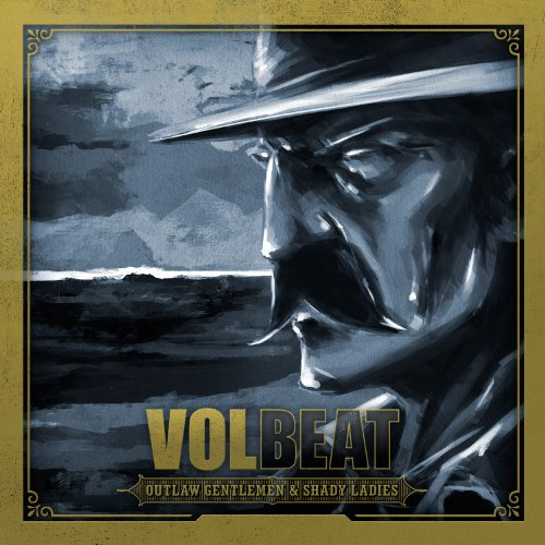 Volbeat Let's Shake Some Dust cover art