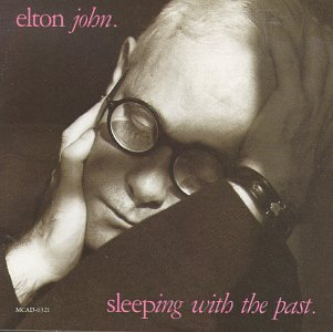 Elton John Club At The End Of The Street cover art