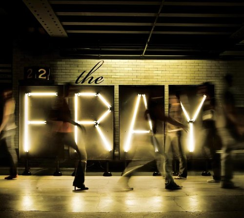The Fray Enough For Now cover art