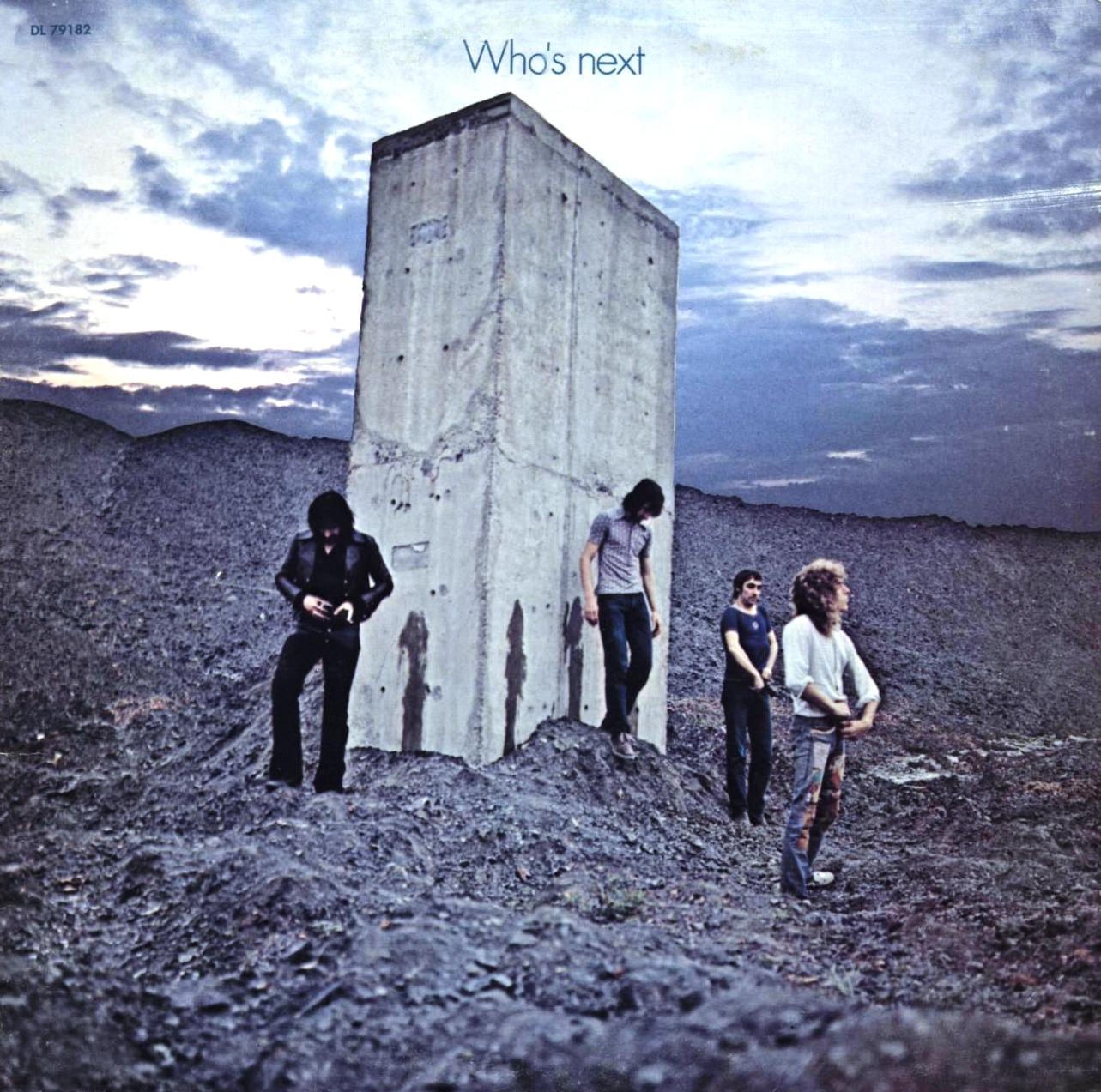 The Who Bargain cover art