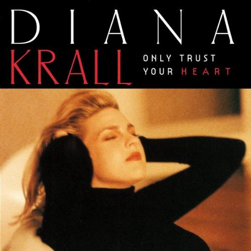 Diana Krall I Love Being Here With You cover art
