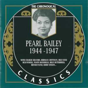 Pearl Bailey Row, Row, Row cover art